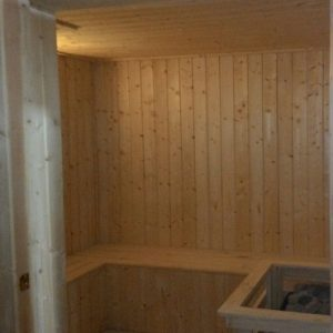 sauna spa infrared