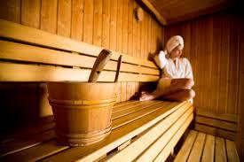 Manfaat Sauna Spa Penghilang Stress